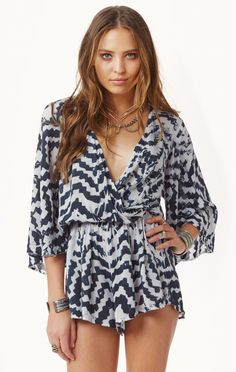 wild and free romper by BLUE LIFE #planetblue