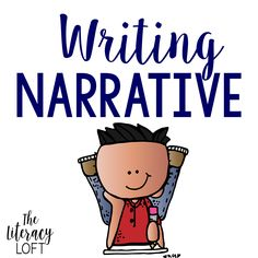 Narrative Writing Re