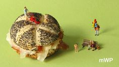 A sandwich is forever por Mini World Project