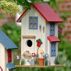 Crafty Birdhouse