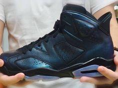 The Air Jordan 6 Chameleon Drops Next Year