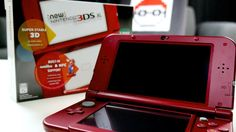 New 3ds XL Unboxing & Giveaway