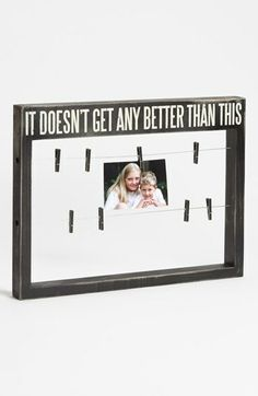 Primitives by Kathy 'Any Better' Box Picture Frame on shopstyle.com