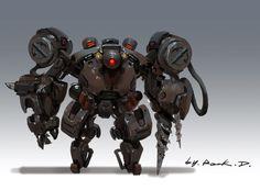 Just a sketch... by ROCKDAVINCI via http://drawcrowd.com