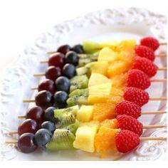 I love fresh fruit!!