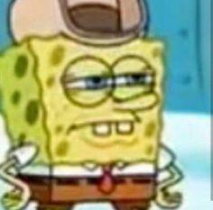 Patrick Spongebob, Spongebob Faces, Funny Spongebob Memes, Stupid Memes, Funny Memes, Funny Profile Pictures, Cartoon Profile Pictures, Meme Pictures, I Phone 7 Wallpaper
