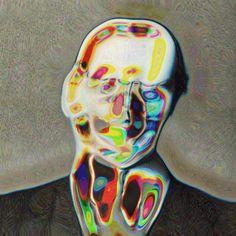 Eat acid see god