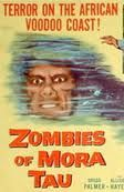 Zombies Of Mora Tau 1957  starring Greg Palmer, Allison Hayes and Autumn Russell