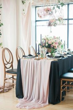 28 best black tablecloth images wedding centerpieces ideas black rh pinterest com