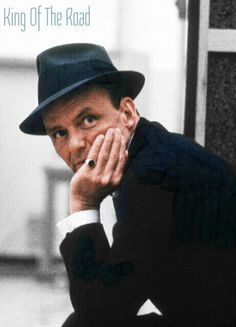 Frank Sinatra -- Its all in how you wear the hat --
