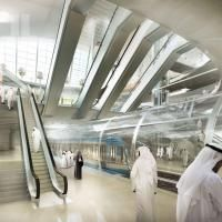 Arch2O Olaya Metro Station Gerber Architekten 02