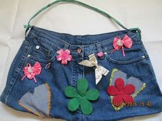 Reciclado de jeans