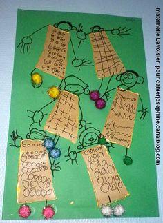 lavbonhkraftgraphPS04 La Promenade De Flaubert, Kindergarden Art, Do A Dot, Pre Writing, Classroom Crafts, Art Graphique, Teacher Hacks, Mark Making, Human Body