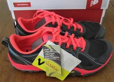 NEW Womens New Balance Size 10 B Multisport Shoes W080 Pink Minimus Vibram