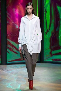 Thakoon Fall 2015 Ready-to-Wear Fashion Show