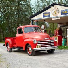 This 1948 Chevy is a pristine example of America's best-selling truck from 1948 to 1955.Value: $16,5... - Brian Woodcock