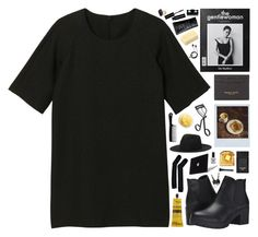 """Untitled #53"" by cherubim ❤ liked on Polyvore featuring Monki, Emily Cho, Polaroid, Aesop, Surratt, Steve Madden, Tom Ford, Boohoo, NARS Cosmetics and Bobbi Brown Cosmetics"