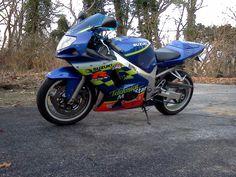 2002 GSXR Telefonica Movistar - http://get.sm/NSKl7qT #wera Suzuki,gsxr street bike telefonica movistar 600