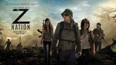 #ZNation Series Premiere   Syfy