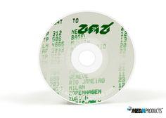 CD-ROM de 8cm produzido para a ANA-Aeroportos de Portugal.