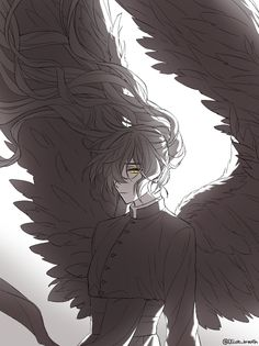Jue Viole Grace from Tower of God Me Anime, Anime Angel, Cute Anime Guys, Anime Boys, Fang Maximum Ride, Manga Art, Anime Art, Fiction, Pretty Art