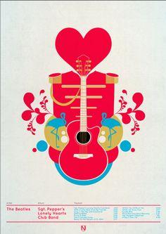 Sgt. Pepper Print