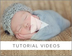 Amazing site that has step by step instructions of how to edit newborn photos for creamy skin and warm tones (using photoshop). Michellekanephotography.com