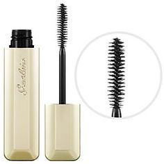 Guerlain is the first mascara I've found that noticeably creates a curl! Amazing stuff. Highly recommended.
