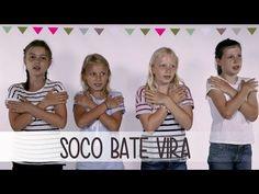 Soco Bate Vira | Klatschspiele Anleitung - YouTube