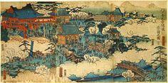 「埼玉 川口 浮世絵 荒川」の画像検索結果