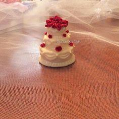 Torta de bodas de chocolate un recuerdo diferente para ese día tan especial!