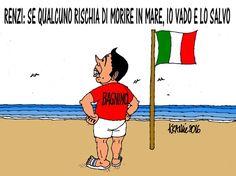Renzi, che tutto può...