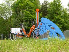 Filfri Bikes - side view