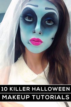 Show off your skills with one of these beauty ideas! #halloween (via @beautyhigh)