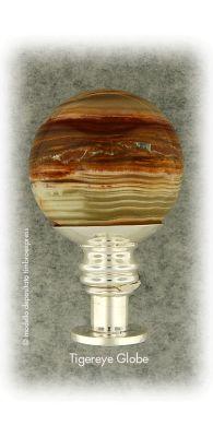 Tigereye-Globe