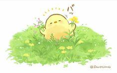 Cute Bear Drawings, Cute Little Drawings, Cute Kawaii Drawings, Kawaii Art, Easy Drawings, Phone Themes, Dibujos Cute, Cartoon Icons, Cute Doodles