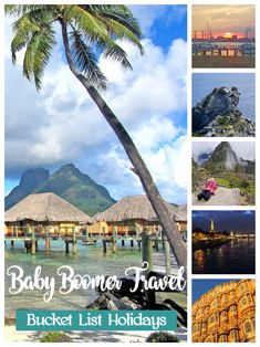 Baby boomer travel i