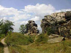 Teufelsmauer Harz Germany - Harz, Germany - Besuche diesen und weitere schöne Ort mit Hilfe unserer kostenlosen Harz-App von Das Örtliche! www.harz-app.de