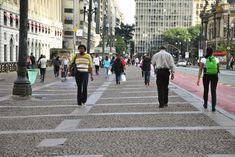 Três cidades brasileiras dão exemplo de priorização aos pedestres