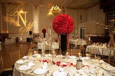 Our fabulous wedding at Cescaphe Ballroom
