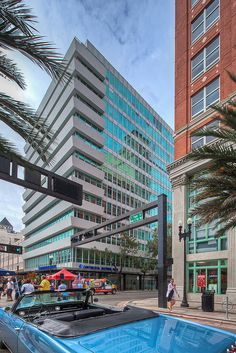Downtown Miami, Flagler Fest 2012 (Miami, Florida)