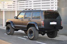 jeep cherokee black matte