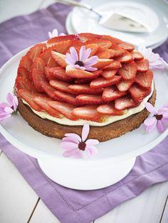 Mazarin tårta - Roy Fares