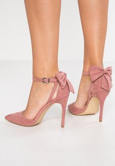 New Look SOFTY - Zapatos altos - light pink - Zalando.es Zapatos Rosados 9ca86137873