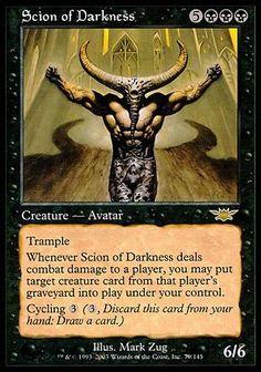Herdeiro da Escuridão / Scion of Darkness