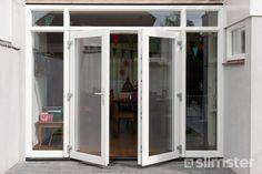 House Extension Design, Extension Designs, Garden Doors, Patio Doors, French Windows, French Doors, Small Room Bedroom, House Extensions, Glass Door