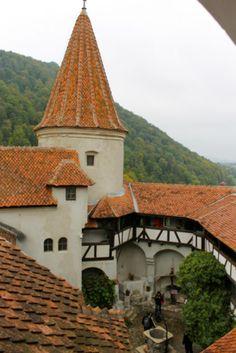 Vlad Tepes (Dracula) castle in Bran, Romania