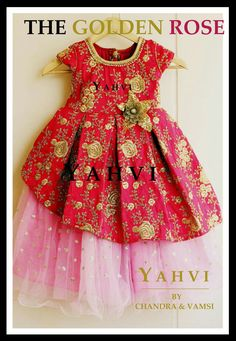 Baby Girl Party Dresses, Dresses Kids Girl, Cute Dresses, Kids Outfits, Kids Party Wear Frocks, Kids Indian Wear, Kids Ethnic Wear, Kids Dress Wear, Kids Wear