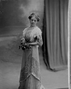 Bride in 1912