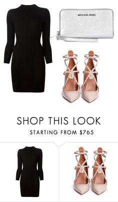 """outfit21"" by matildegiorgi14 on Polyvore featuring moda, Maison Margiela, Valentino e Michael Kors"